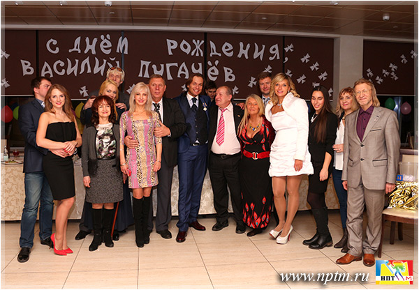 День рождения Василия Пугачева 2010