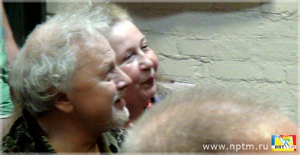 Фильм Артура Зариковского Страсти по Мрожеку. Мария Карпинская, НПТМ